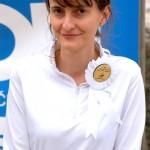 5. místo Romana Křivohlavová